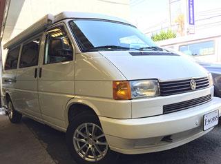 1996y VW EUROVAN WINNEBAGO