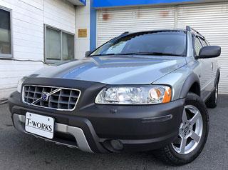 2005y VOLVO XC70
