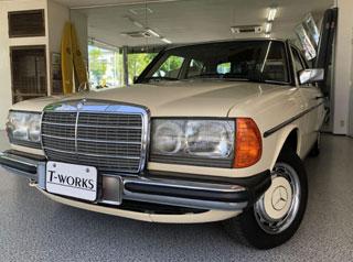 1983y w123 230E