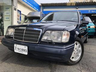 1993y M.BENZ S124 E320T