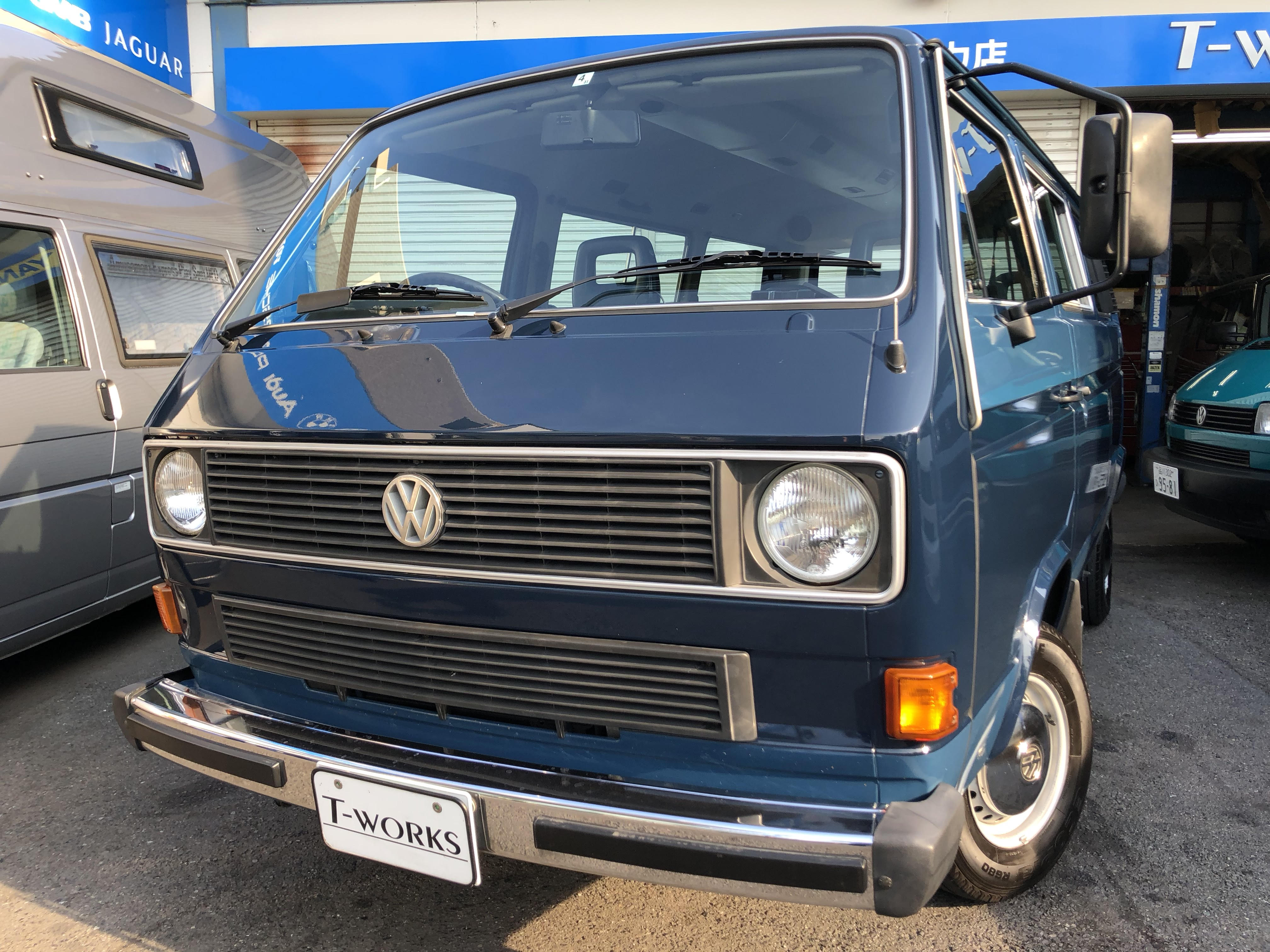 1990y VW T3 Caravell GL