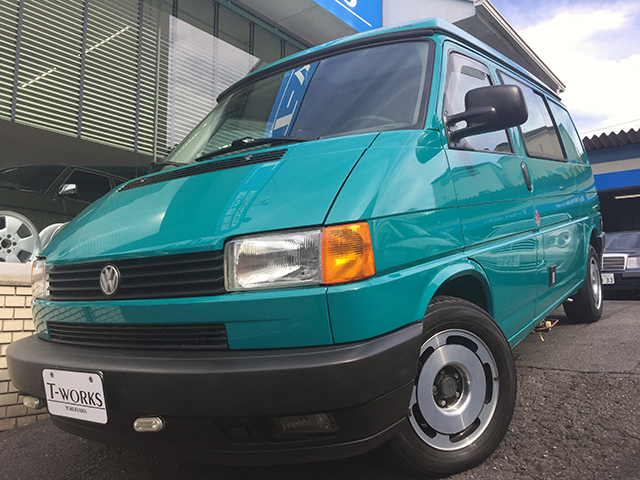 1995y VW T4 EUROVAN CV