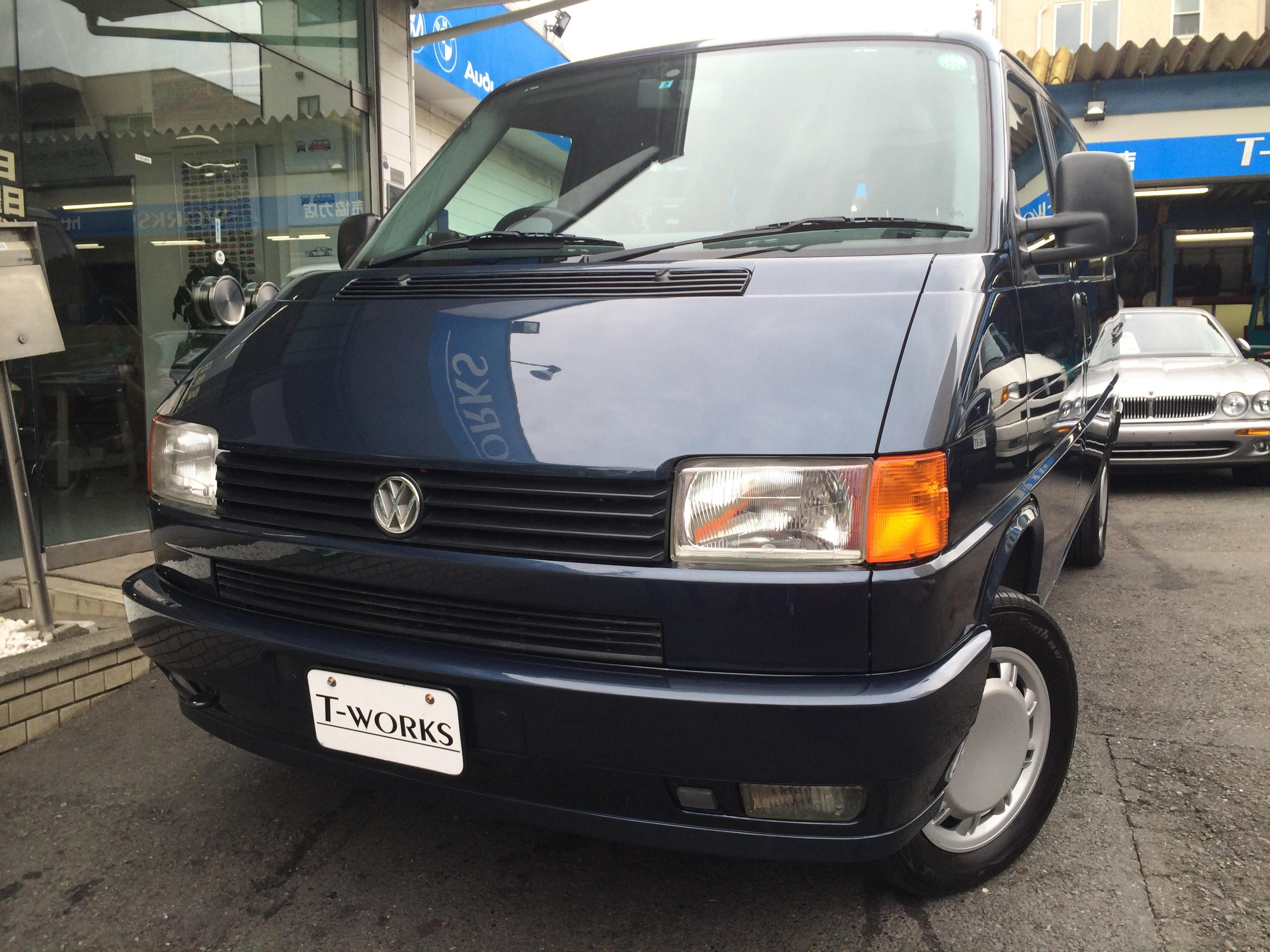 1996y VW T4 VANAGON GL