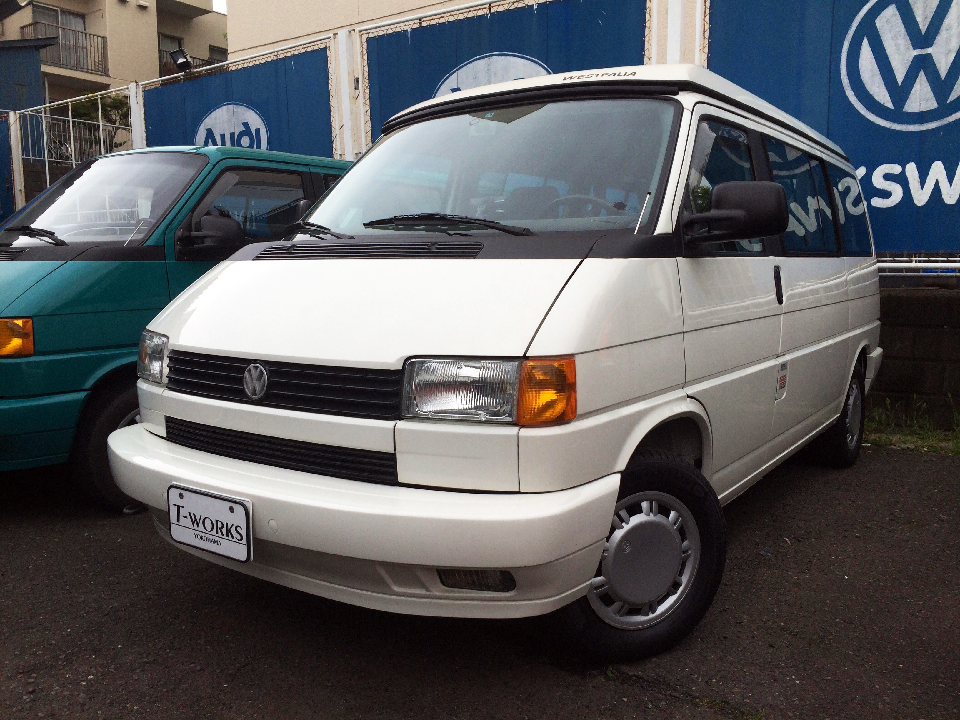 1994y VW T4 EUROPE VAN MV