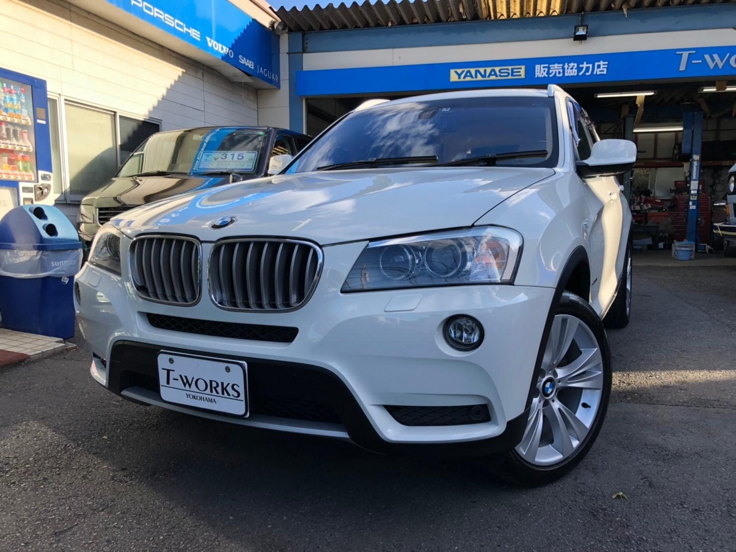 2011y BMW X3 X Drive X35i