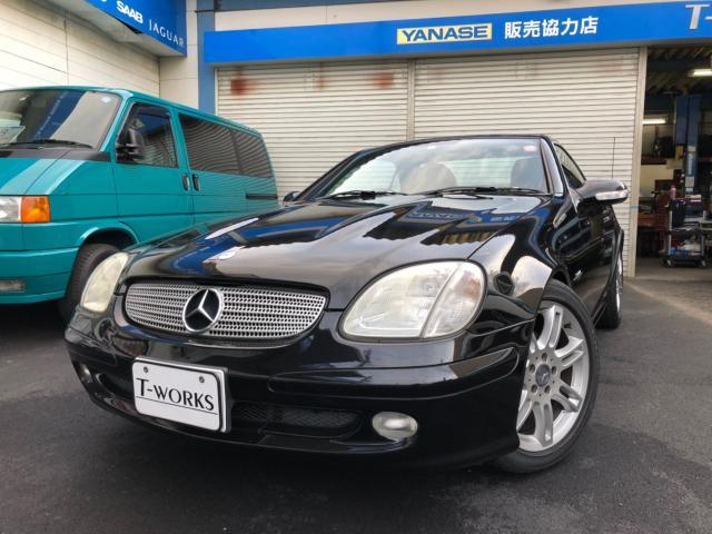 2003y M.BENZ SLK230