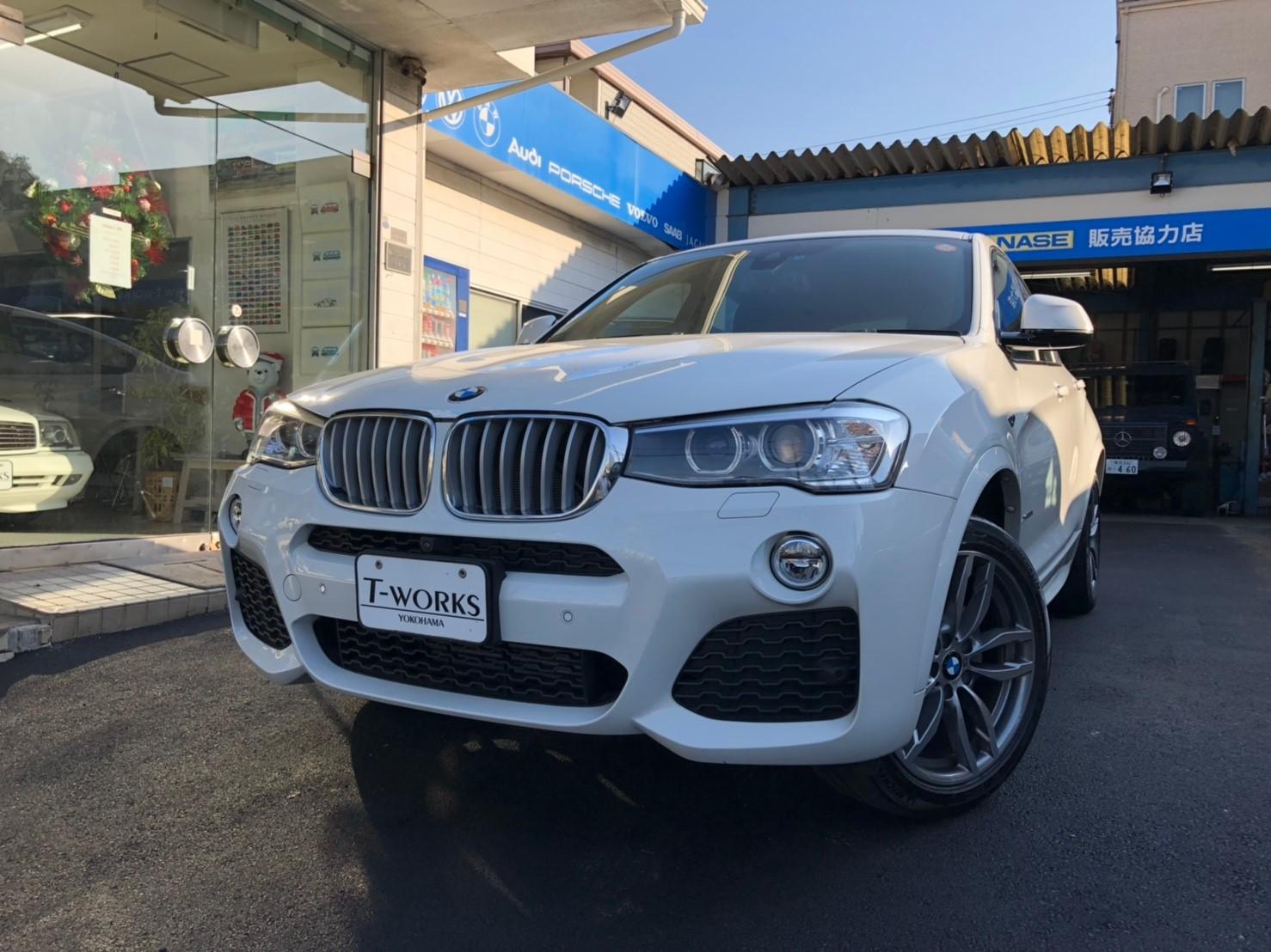 BMW X4 28i M SPORTS