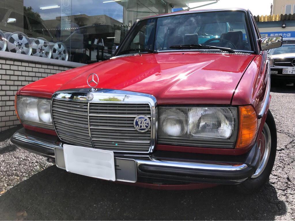 1983y M.BENZ 230E