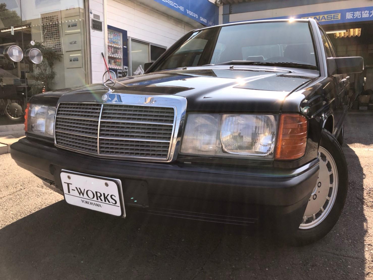 1991y M.BENZ 190E