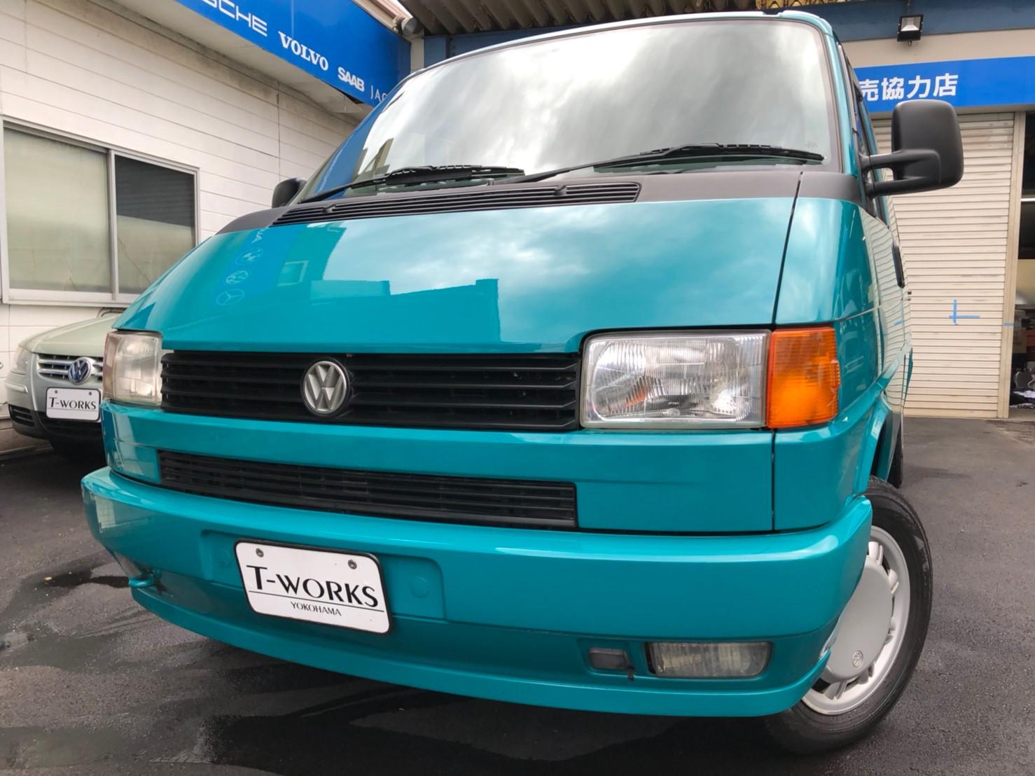 1997y VW T4 VANAGON