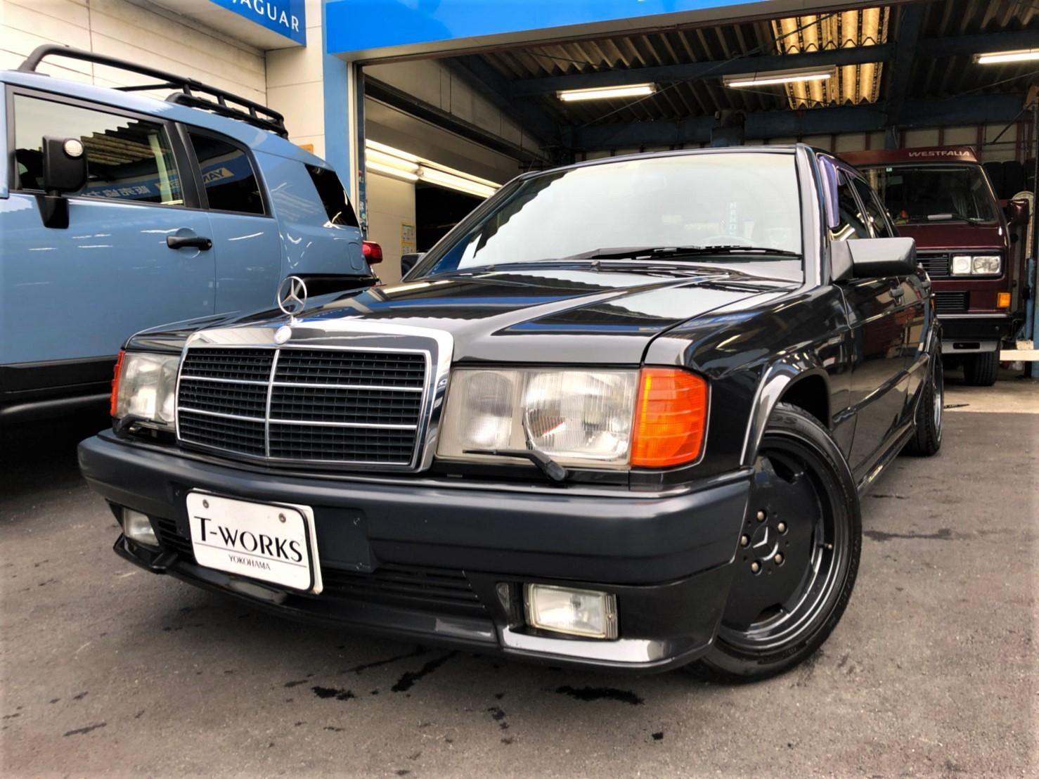 1992y M.BENZ 190E 2.5-16V